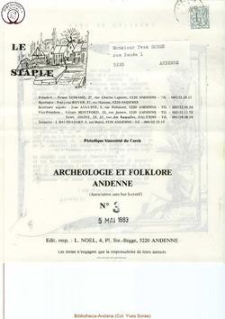 Staple 1983-3