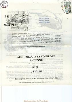 Staple 1983-5