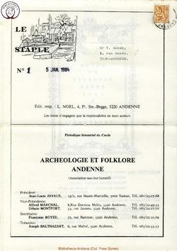 Staple 1984-1