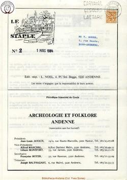 Staple 1984-2
