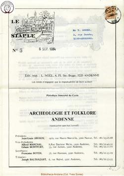 Staple 1984-5