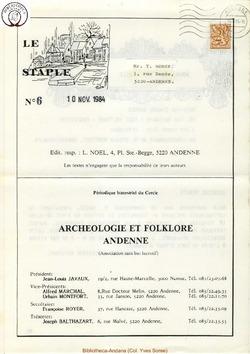 Staple 1984-6
