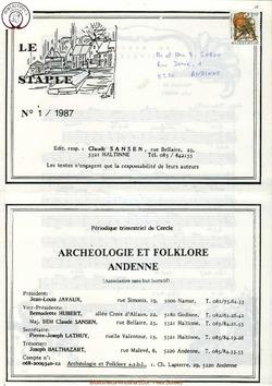 Staple 1987-1