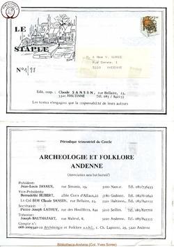 Staple 1988-1