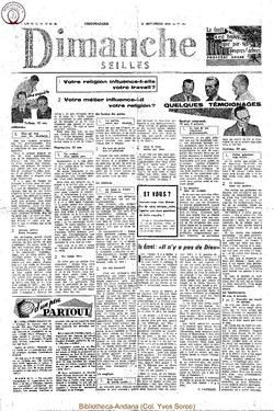 n36 - 21 septembre 1958