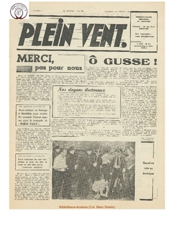 3e année - n°3 - 18 janvier 1946