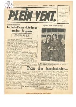 3e année - n°7 - 15 février 1946
