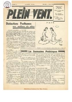 3e année - n°73 - 5 avril 1946