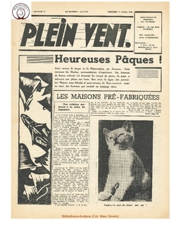 3e année - n°75 - 19 avril 1946