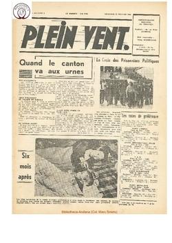3e année - n°8 - 22 février 1946