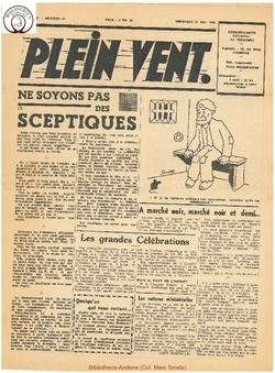 3e année - n°81 -31 mai 1946