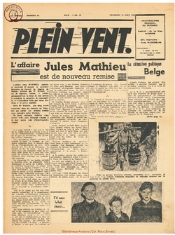 3e année - n°84 -21 juin 1946