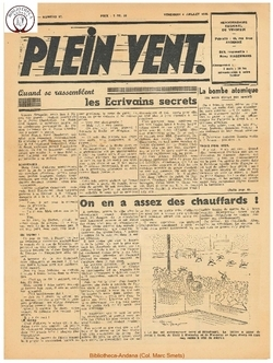 3e année - n°87 -5 juillet 1946