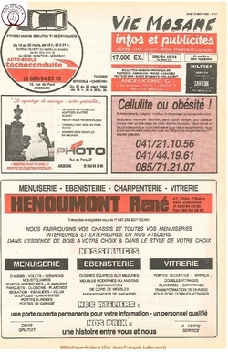 46e année - n°11 - 12 mars 1992