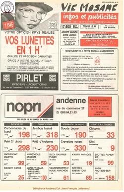 46e année - n°12 - 19 mars 1992