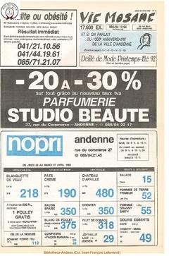 46e année - n°14 - 2 avril 1992
