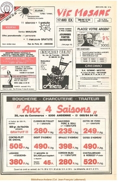 46e année - n°15 - 9 avril 1992