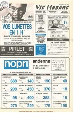 46e année - n°17 - 23 avril 1992