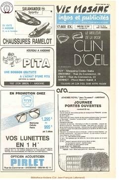 46e année - n°21 - 21 mai 1992
