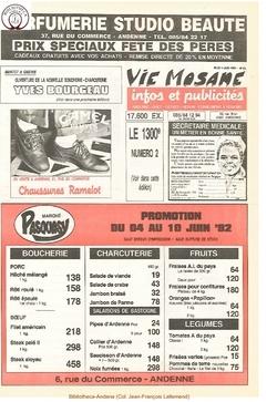 46e année - n°23 - 4 juin 1992