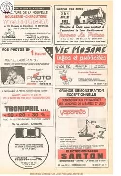 46e année - n°26 - 25 juin 1992