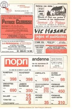 46e année - n°27 - 2 juillet 1992