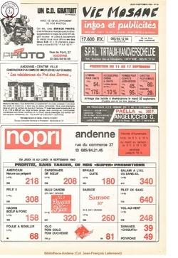 46e année - n°32 - 10 septembre 1992