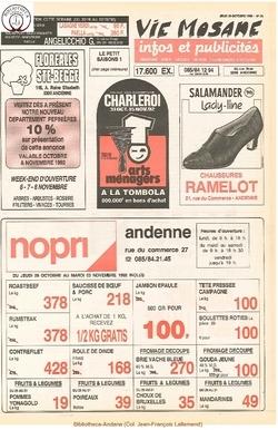 46e année - n°39 - 29 octobre 1992
