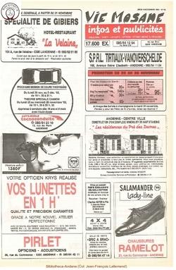 46e année - n°42 - 19 novembre 1992