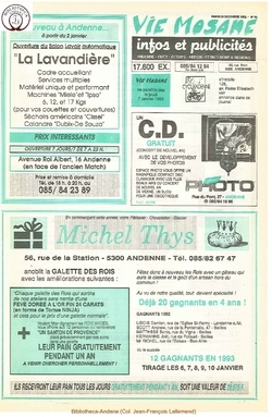 46e année - n°48 - 29 decembre 1992