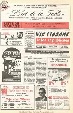 45e année - n°10 - 7 mars 1991