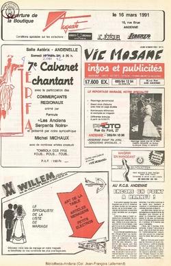 45e année - n°11 - 14 mars 1991