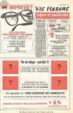 45e année - n°12 - 21 mars 1991