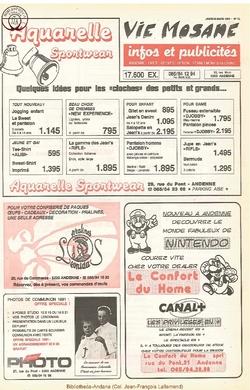 45e année - n°13 - 28 mars 1991