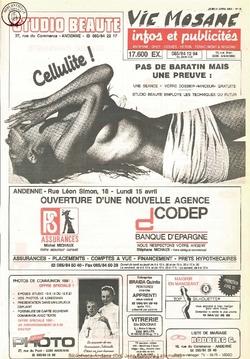 45e année - n°15 - 11 avril 1991