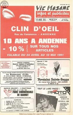 45e année - n°17 - 25 avril 1991