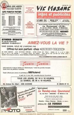 45e année - n°18 - 2 mai 1991