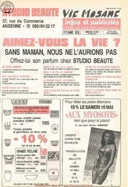 45e année - n°19 - 9 mai 1991