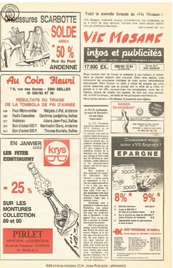 45e année - n°2 - 10 janvier 1991