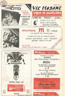 45e année - n°22 - 30 mai 1991