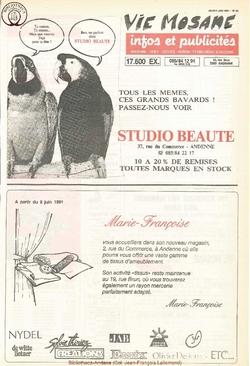 45e année - n°23 - 6 juin 1991