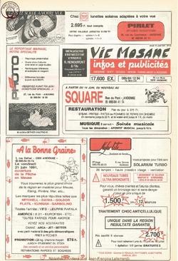 45e année - n°24 - 13 juin 1991