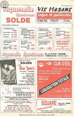 45e année - n°27 - 4 juillet 1991