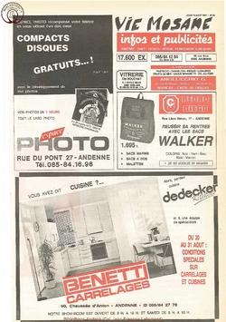 45e année - n°29 - 15 août 1991