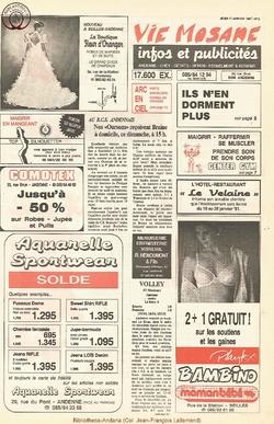 45e année - n°3 - 17 janvier 1991