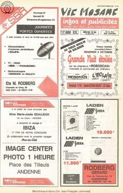 45e année - n°35 - 26 septembre 1991