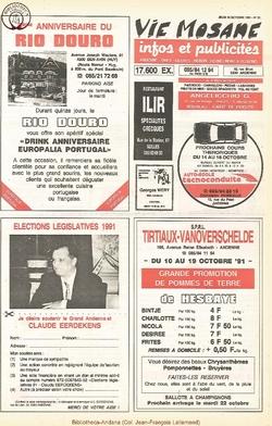 45e année - n°37 - 10 octobre 1991