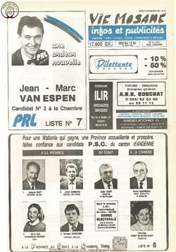 45e année - n°42 - 14 novembre 1991