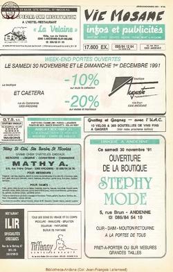 45e année - n°44 - 28 novembre 1991