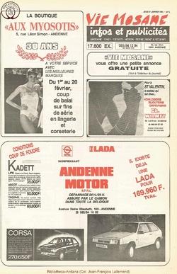 45e année - n°5 - 31 janvier 1991
